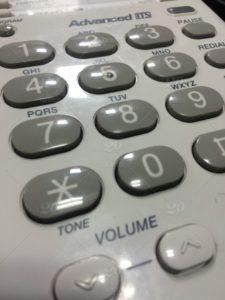 llamada teléfono fijo