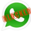 Me han bloqueado del Whatsapp ¿Cómo le escribo!!?